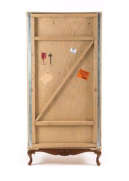 Шкаф в виде деревянного контейнера от Seletti