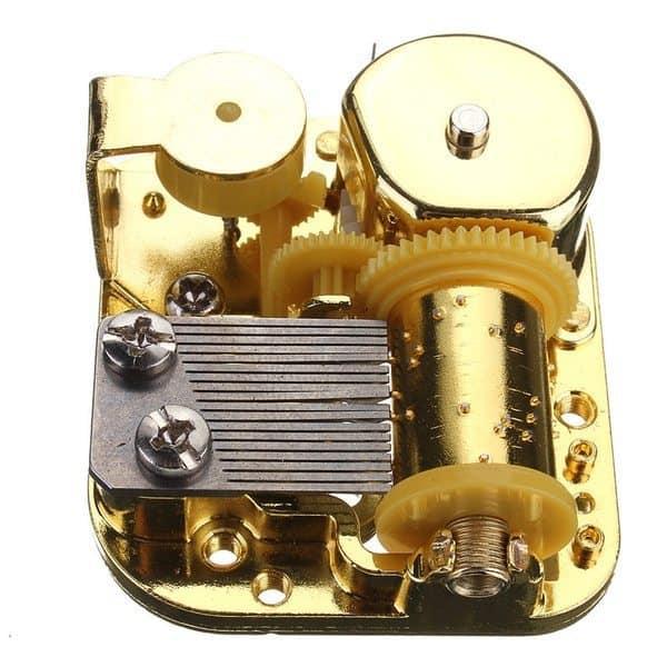 Механизм для музыкальной шкатулки