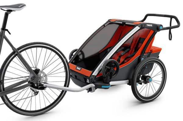 Детская спортивная коляска Thule Chariot Cross