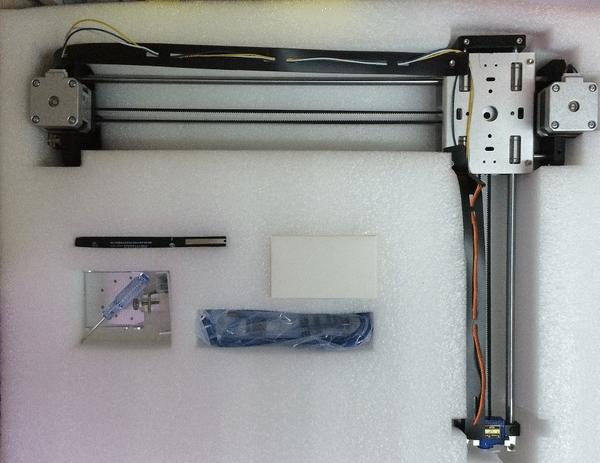 Программируемый робот-рисовальщик