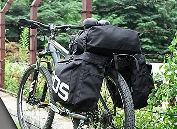 11 лучших велосипедных сумок