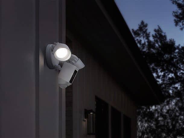 Камера видеонаблюдения Ring Floodlight