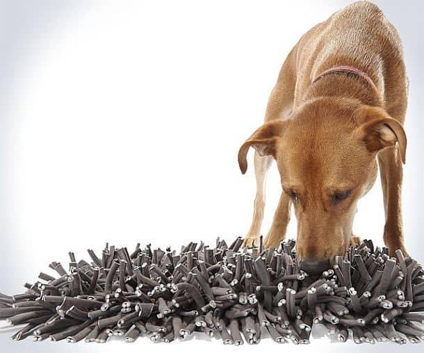 Коврик для кормления собак Wooly Snuffle