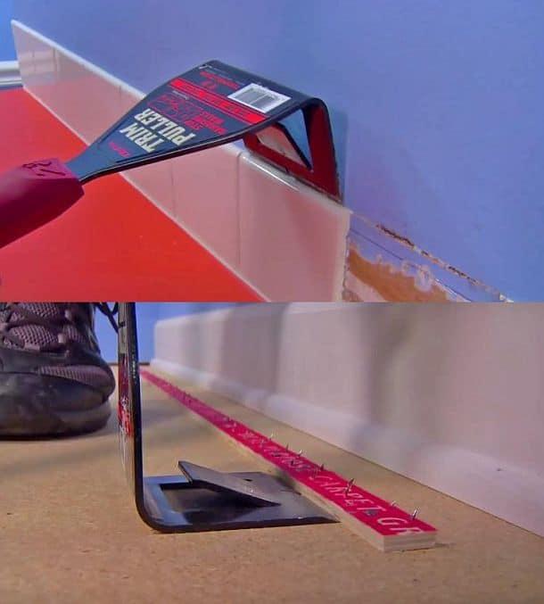 Многофункциональный инструмент для демонтажных работ по дому