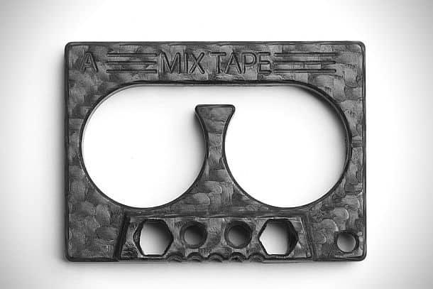 Мультиинструмент из углеродного волокна Mixtape