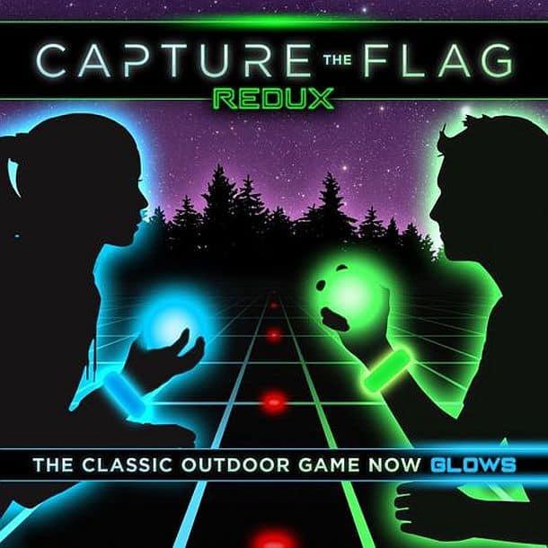 Набор для игры ночью «Захват флага – Возвращение»