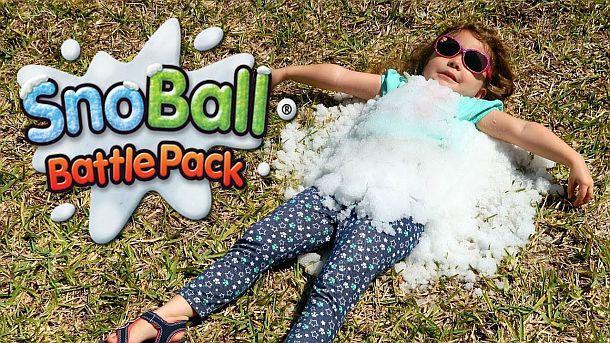 Набор для создания снежков SnoBall Battle Pack