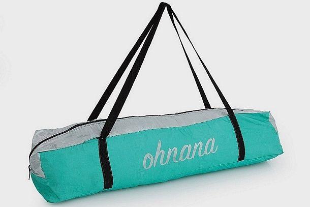 Палатка Ohnana, внутри которой никогда не бывает жарко