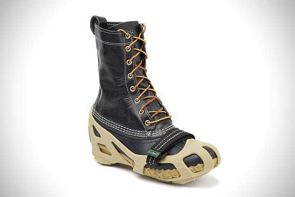 Противоскользящие насадки для ботинок STABILicers™ Bean Traxx