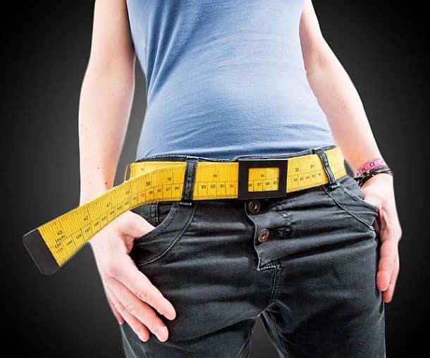 Ремень-сантиметр Diet Belt