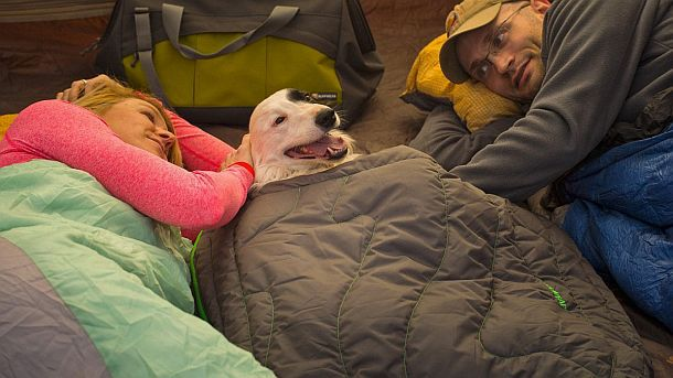 Спальный мешок для собак Highlands от Ruffwear