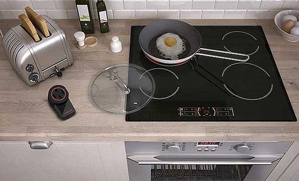 Умный модуль Wallflower против пожаров в кухне