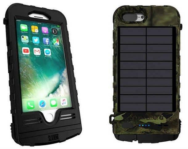 Чехол SnowLizard SLXtreme с солнечной батареей для iPhone 7 Plus