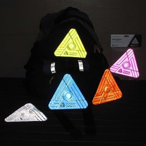 Рефлекторные наклейки Portland