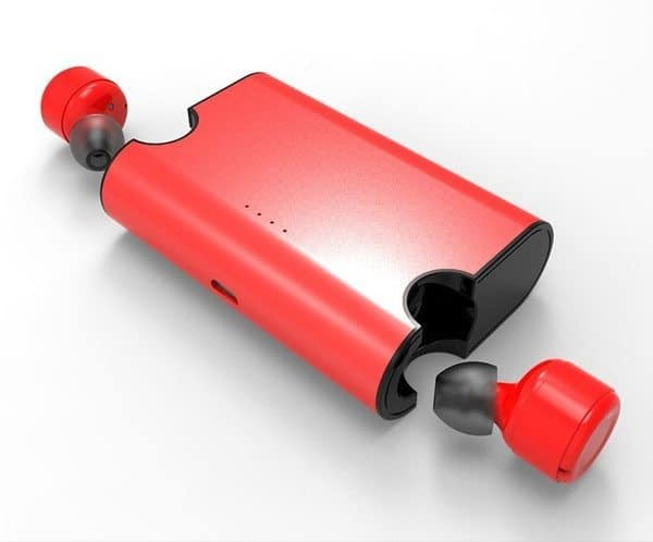 Беспроводные наушники-затычки X2T