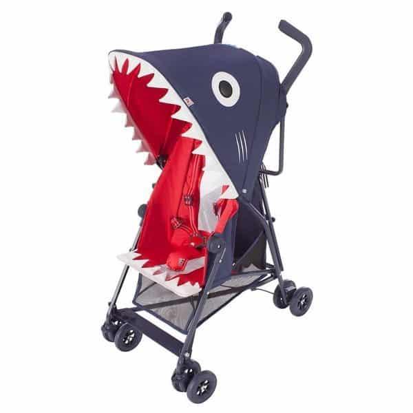 Детская коляска «Акула»