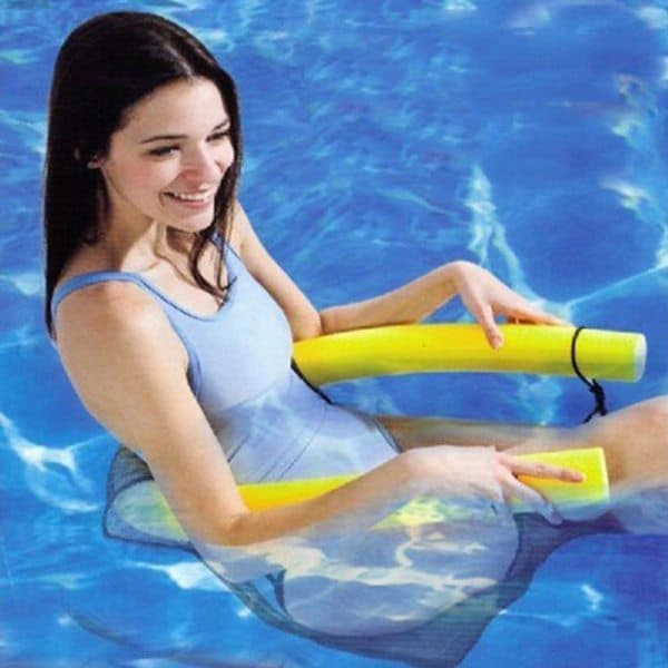 Водоплавающее кресло для бассейна