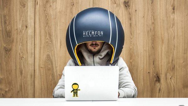 Звукозащищённый шлем Helmfon