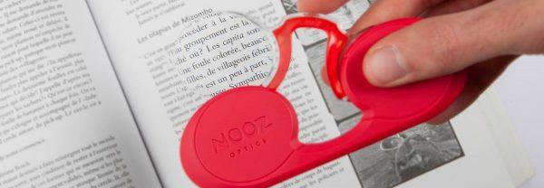 Компактные очки для чтения NOOZ