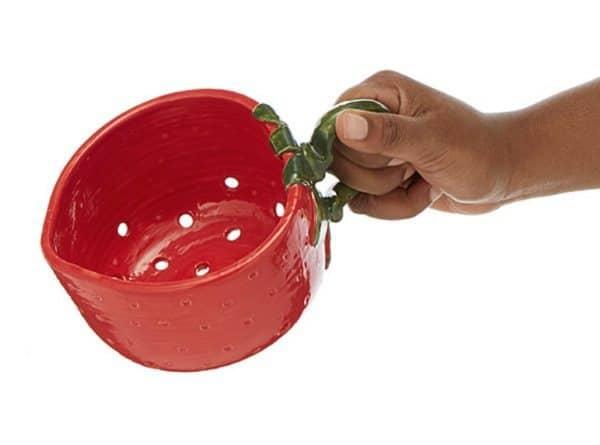 """Чашка для ягод """"Клубничка"""""""