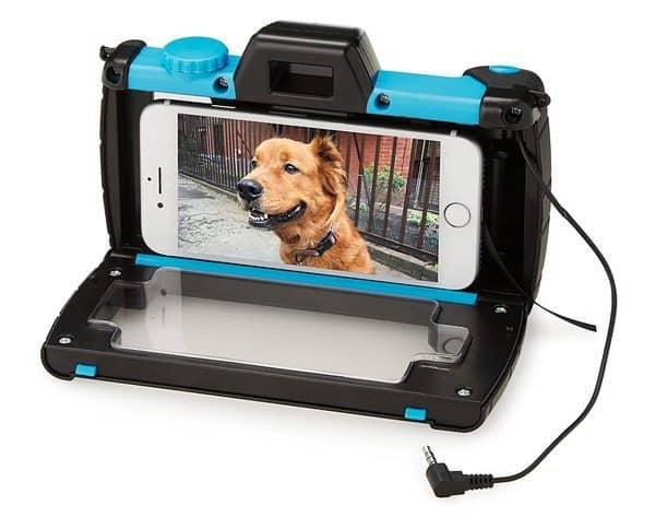 Фотоаппаратный чехол для смартфона Pixlplay