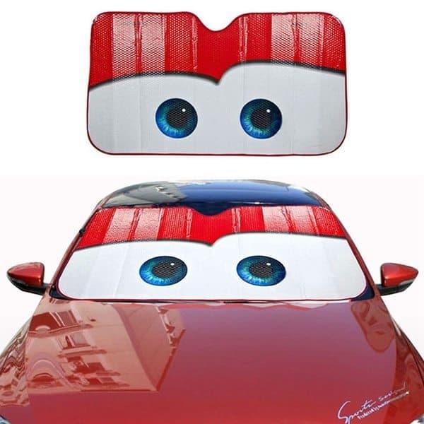 Автомобильная солнцезащитная шторка