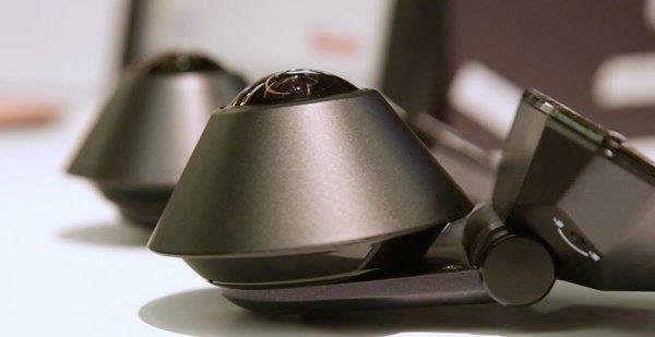 360-градусный автомобильный видеорегистратор Waylens Secure360
