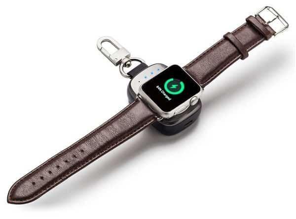 Беспроводной повербанк-брелок Oittm для зарядки Apple Watch