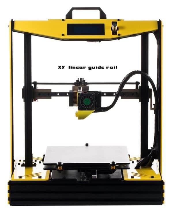 Популярный принтер Prusa I4