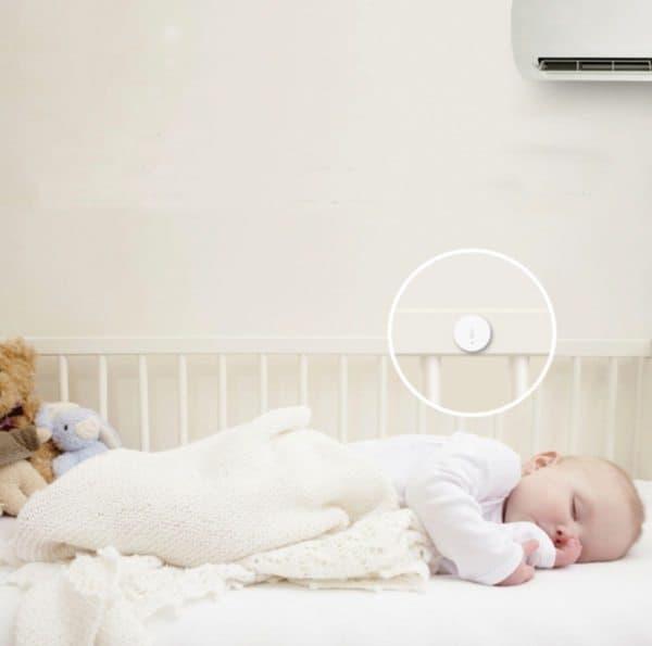 Комбинированный датчик температуры и влажности от Xiaomi