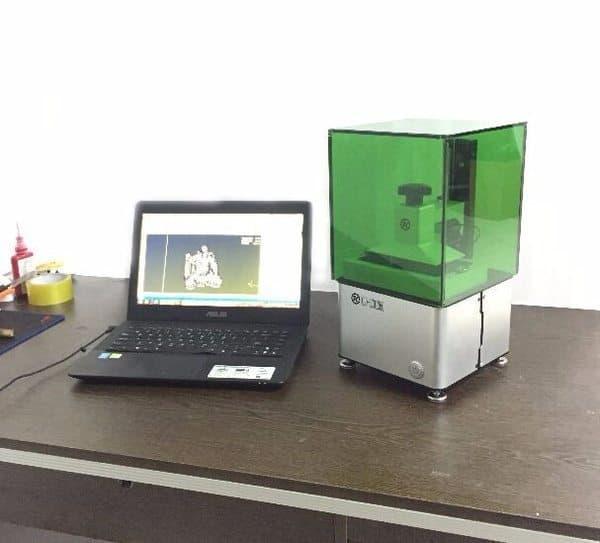Принтер на базе Raspberry Pi