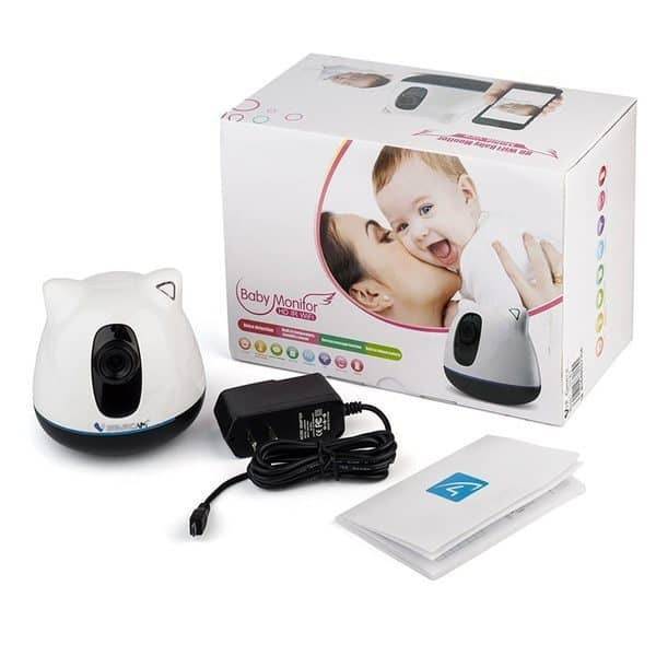 Детская видеокамера с ушками VStarcam C81