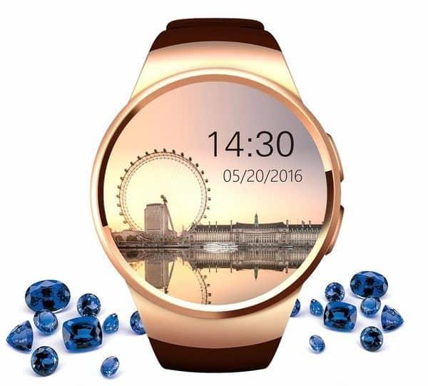 Стильные часы KW18
