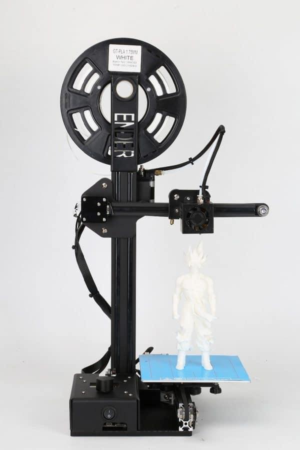 3D-принтер начального уровня Ender-2