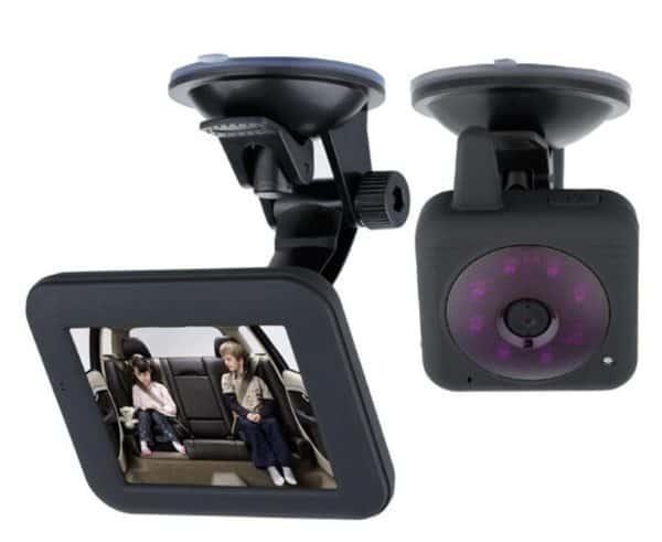 Автомобильный бэби-монитор
