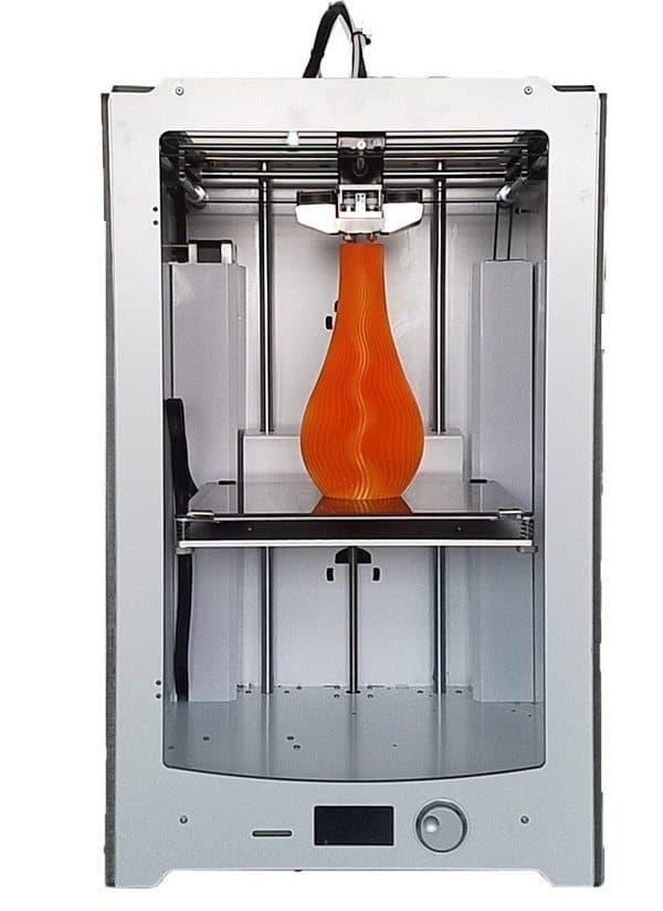 Принтер с двойным экструдером JennyPrinter3 Z360