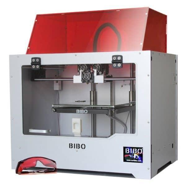 Принтер с функцией лазерного гравировщика BIBO-2