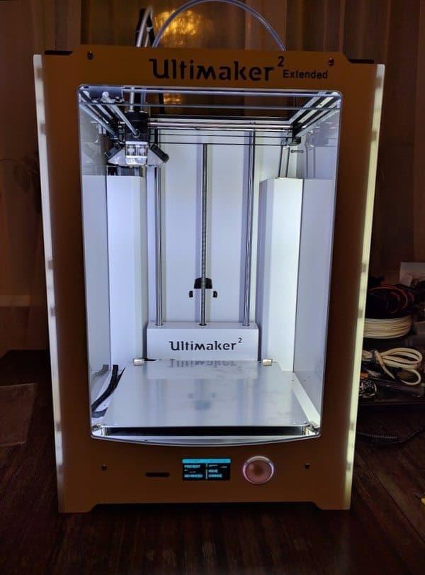 Принтер-клон Ultimaker 2 Extended
