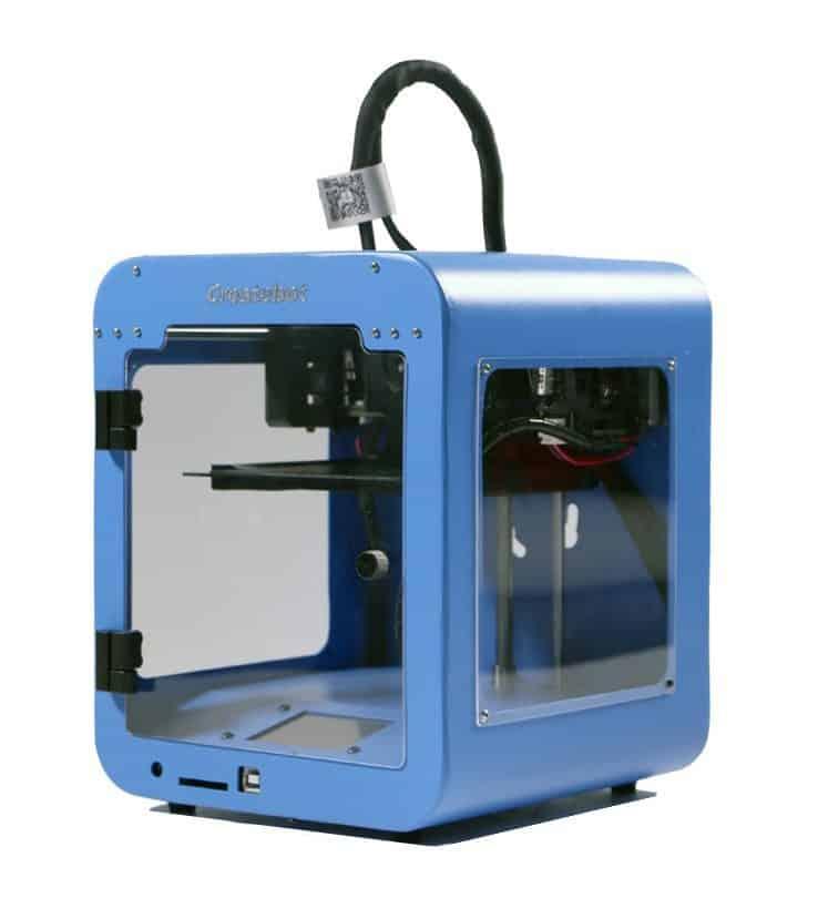 Креативный 3D-принтер Createbot
