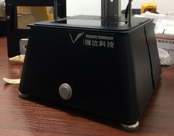 Высокоточный принтер-алмаз Diamond II