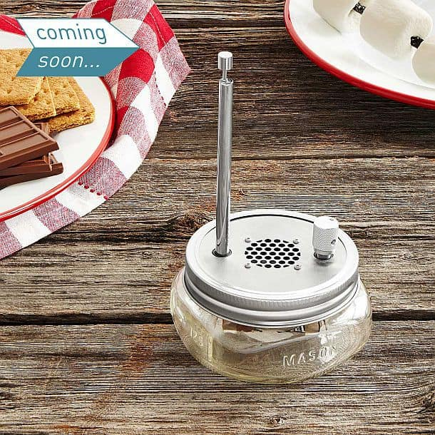 FM-радиоприемник в виде крышки от банки для консервирования