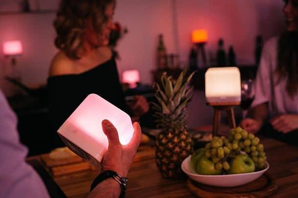 Беспроводная лампа рассеянного света Rapidx Moodx