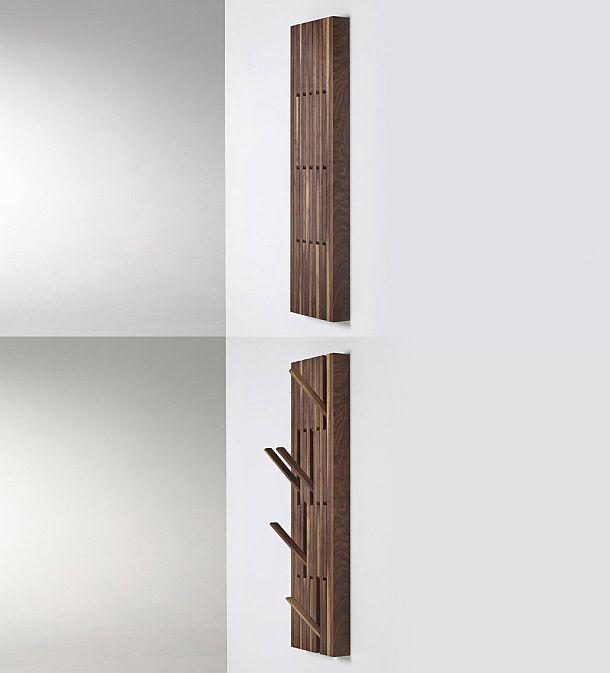 Вешалка для верхней одежды «Пианино»