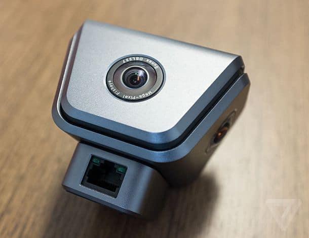 Видеокамера Orah 4i для проведения прямых трансляций с разрешением 4К