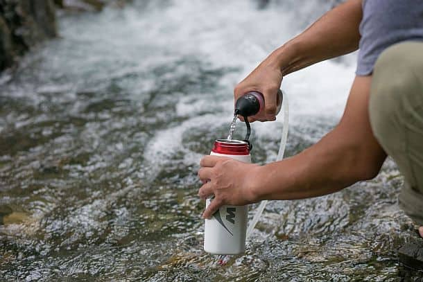 Водный фильтр MSR Trailshot