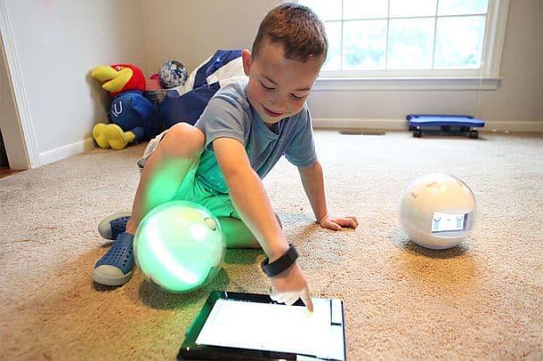 Интерактивная умная игрушка Leka
