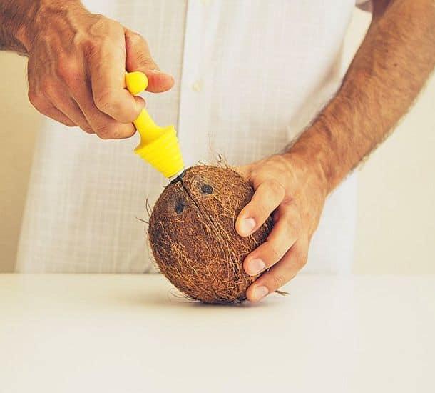 Комплект для разделки кокосовых орехов Cococrack