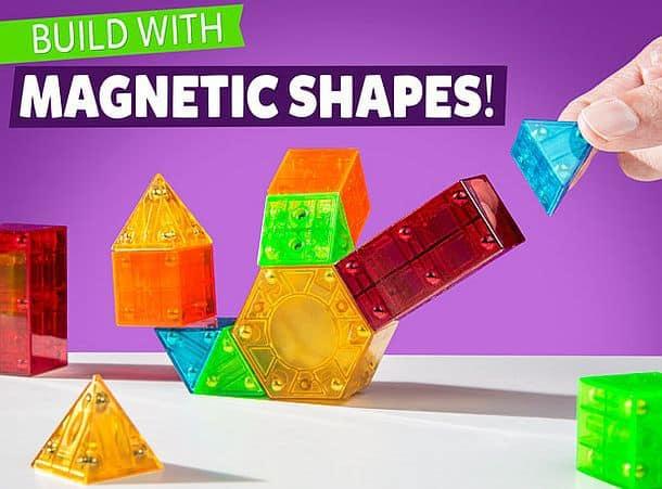 Магнитный конструктор Geomatrix