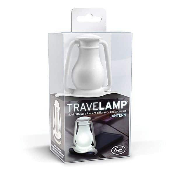 Накладка на смартфон, превращающая его в светильник Travelamp