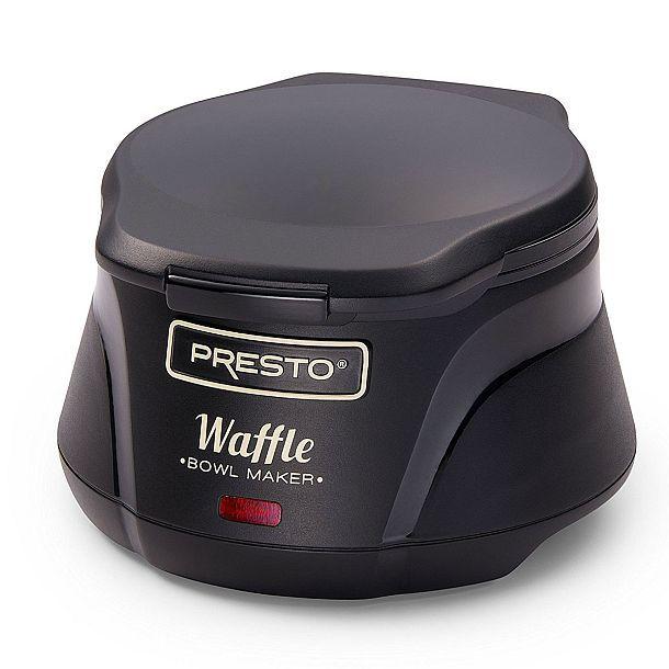 Настольный прибор для приготовления бельгийских вафельных тарталеток Presto 03500